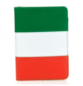 Couverture passeport Mywalit cuir ITALIE