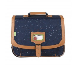 Cartable Galaxy bleu 38cm TANNS