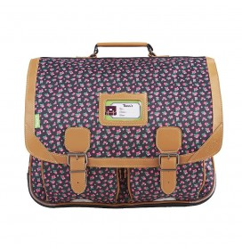 Cartable Les Roses Anglaises Blossom 41CM TANNS